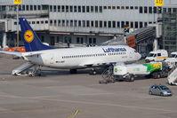 D-ABEF @ DUS - Boeing 737-330