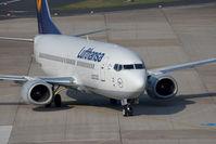 D-ABEP @ DUS - Boeing 737-330