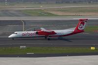 D-ABQA @ DUS - De Havilland Inc. DHC-8-402
