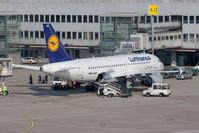 D-AILB @ DUS - Airbus A319-114