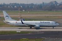 TC-SUV @ DUS - Boeing 737-86N