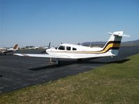 N2155U - PA-28RT-201T - by Reading Jet Center