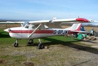G-BPJW @ EGNG - Cessna A150K at Bagby