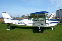 G-BULH @ EGNG - Cessna 172N at Bagby