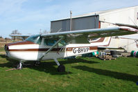 G-BHVP @ EGNG - Cessna 182Q at Bagby