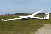 G-CKSM - Glider at Sutton Bank