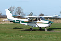 G-AVVC @ EGNG - Cessna F172H at Bagby