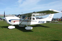 N191ME @ EGNG - Cessna T206H at Bagby