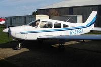 G-LFSJ @ EGNG - Piper PA-28-161 at Bagby