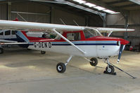 G-DEND @ EGNG - Cessna F150M at Bagby