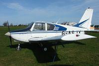G-ASJY @ EGNG - Gardan GY80-160 at Bagby