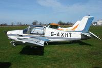 G-AXHT @ EGNG - Rallye MS 880B at Bagby