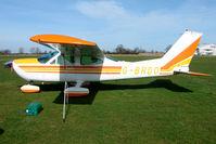 G-BRDO @ EGNG - Cessna 177B at Bagby