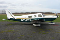 N116KY @ EGNU - Piper PA-32-301FT  recently re-registered from N562R at Full SuttonR