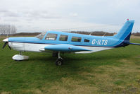 G-ILTS @ EGNU - Piper Pa-32-300 at Full Sutton