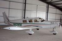 N112WM @ EGNU - Piper Pa-32-300 at Full Sutton