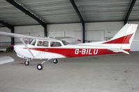 G-BILU @ EGNU - Cessna 172RG at Full Sutton
