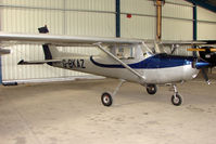 G-BKAZ @ EGNU - Cessna 152 at Full Sutton