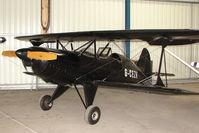 G-CEZK @ EGNU - Aeroduster 750 at Full Sutton