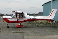G-JBSP @ EGNU - Jabiru SP-470 at Full Sutton