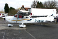G-EGEG @ EGTR - Cessna 172R at Elstree