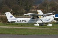 G-PFCL @ EGTR - Cessna 172S at Elstree