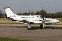 N425SL @ EGTR - Cessna 425 at Elstree