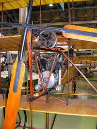 BAPC006 @ MOSI - A. V. Roe Triplane replica - by Chris Hall