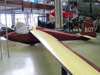 BGA1156 @ MOSI - EoN 460 Series 1 sailplane - by Chris Hall