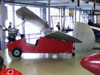 BAPC012 @ MOSI - Mignet HM.14 Flying Flea - by Chris Hall