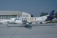 OE-LIZ @ VIE - Eurosky Metroliner