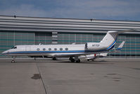 N77CP @ VIE - Gulfstream 5 - by Yakfreak - VAP