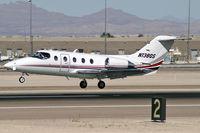 N138QS @ KLAS - Marquis Jet Holdings - Oklahoma City, Oklahoma / Raytheon Aircraft Company 400A