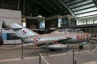 607 @ YSNW - YSNW (RAN Fleet Air Arm Museum) - by Nick Dean