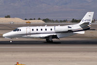 C-FTXL @ KLAS - Privately Owned - Alberta, Canada / 2006 Cessna 560XL Citation XLS - by Brad Campbell