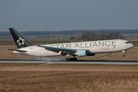 OE-LAY @ VIE - Boeing 767-3Z9