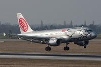 OE-LED @ VIE - Airbus A319-112