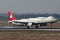TC-JRL @ VIE - Airbus A321-231