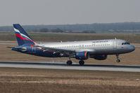 VP-BME @ VIE - Airbus A320-214
