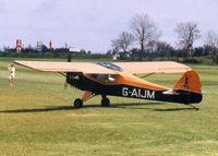 G-AIJM photo, click to enlarge