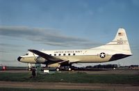 141009 @ MHZ - This C-131F Samaritan of the US Navy detachment at RAF Mildenhall was in the display at the 1978 Mildenhall Air Fete. - by Peter Nicholson