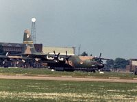 68-10940 @ MHZ - C-130E Hercules of 317 Tactical Airlift Wing dispersed at the 1978 Mildenhall Air Fete. - by Peter Nicholson