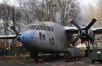 CP-10 @ EBMB - Belgian Air Force.Preserved Melsbroek.Dakota  Museum. - by Robert Roggeman