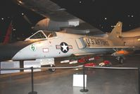 58-0787 @ FFO - Convair F-106A Delta Dart at the USAF Museum in Dayton, Ohio. This plane was dubbed - by Bob Simmermon