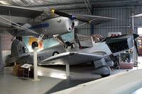 VH-AUC @ YMMB - YMMB (Australian National Aviation Museum)