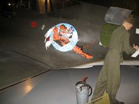 42-105927 @ WRB - Museum of Aviation, Robins AFB - by Timothy Aanerud