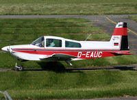 D-EAUC @ LFBT - Taxiing to his parking... - by Shunn311