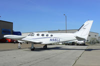 N98LL @ GKY - At Arlington Municipal