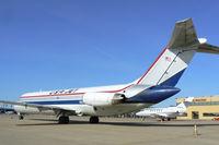 N208US @ GKY - USA Jet Cargo at Arlington Municipal