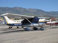 N3272S @ SZP - 1964 Cessna 182G SKYLANE, Continental O-470-S 230 Hp - by Doug Robertson